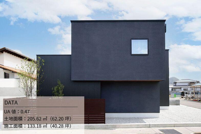 ロータリーハウス 街なか展示場(キャッスルガーデン城西1号地)外観画像