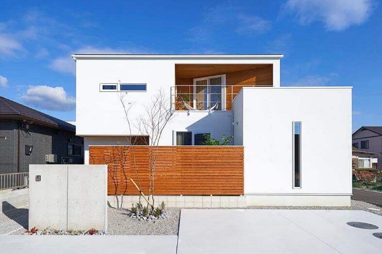 ロータリーハウスの建築実例1