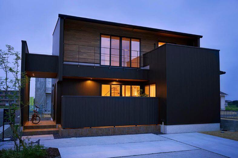ロータリーハウスの建築実例3