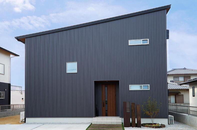 ロータリーハウスの建築実例4