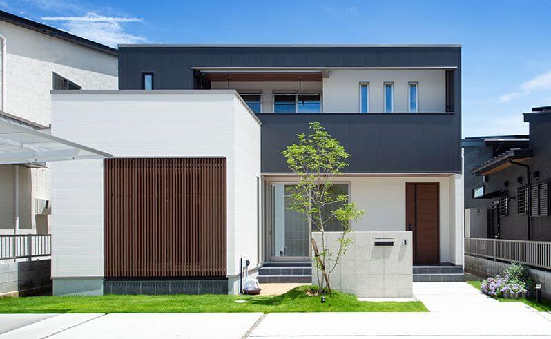 ロータリーハウスの建築実例5