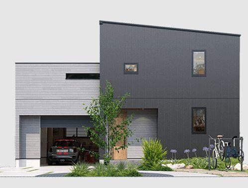 ジブンハウス(規格住宅)内覧画像1