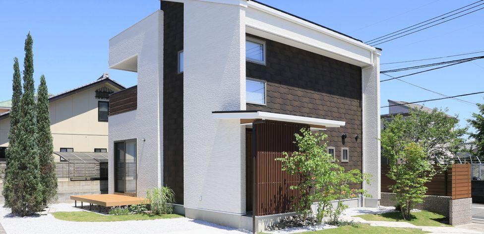 ロングライフ住宅「森の住まい」外観画像