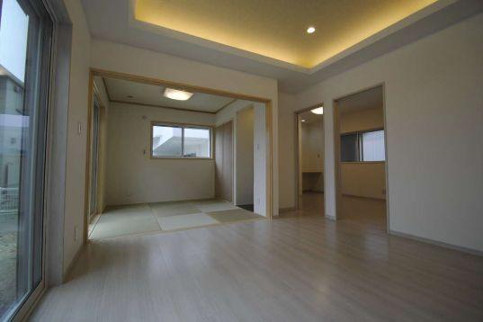 イー・フレスの未来型住宅内覧画像2