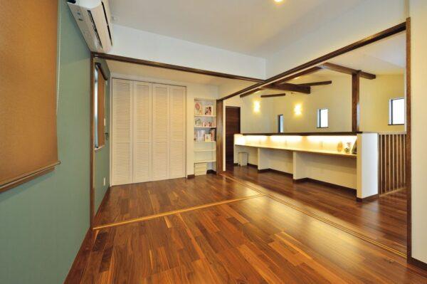 新洋の木造注文住宅内覧画像2