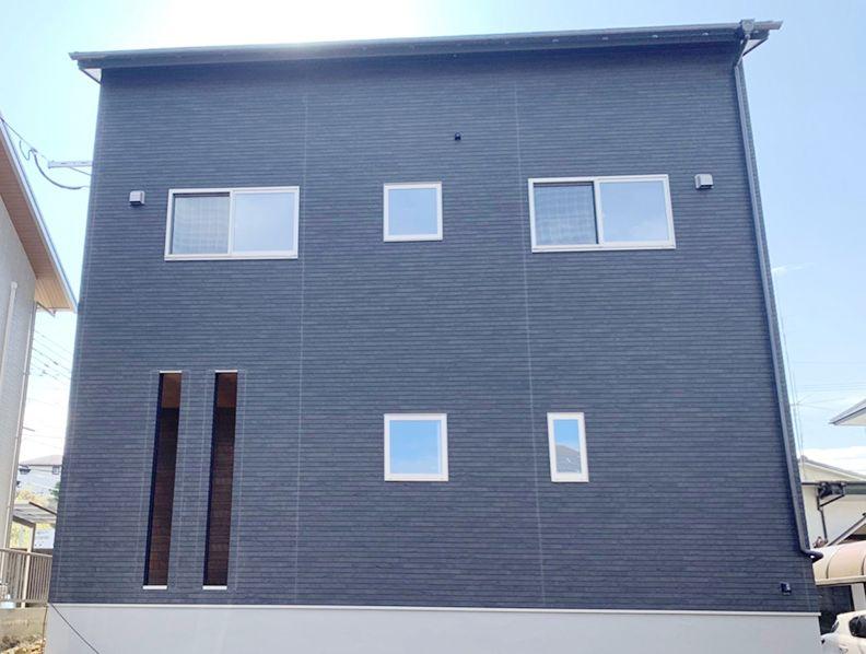 規格住宅「エミシア」外観画像