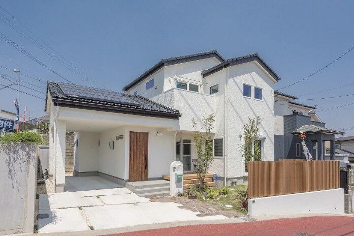 健康住宅の建築実例3