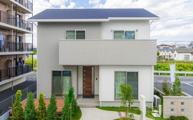 規格住宅プラン外観画像
