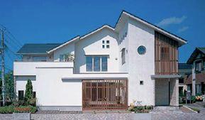 GLホーム外観デザイン3