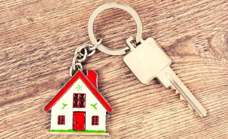 家と鍵の引き渡し