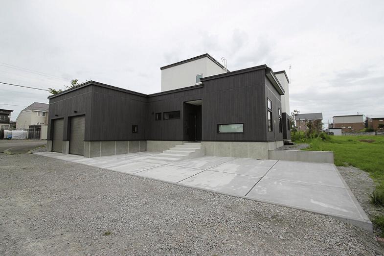 石山工務店の建築実例1