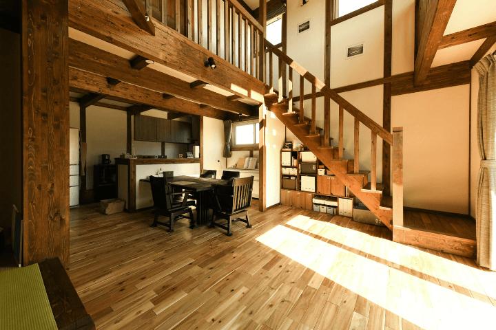 大進ホームの建築実例4