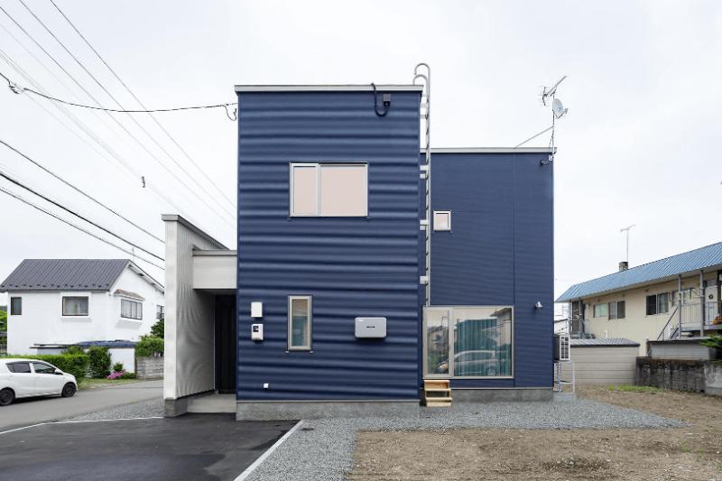 イゼッチハウス北海道の建築実例2