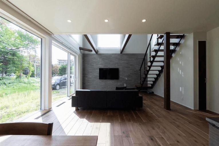 イゼッチハウス北海道の建築実例6