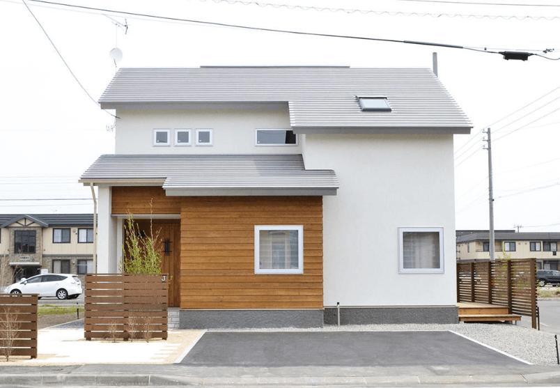 住研ハウスの建築実例3
